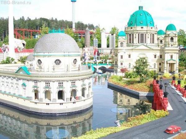 Лего-город
