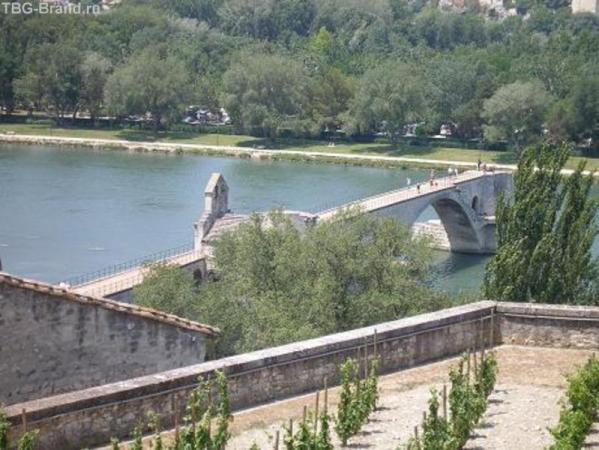 Авиньон, мост
