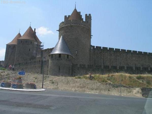 Стена Каркассона