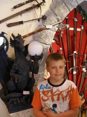 Драконов мой сын не боится!