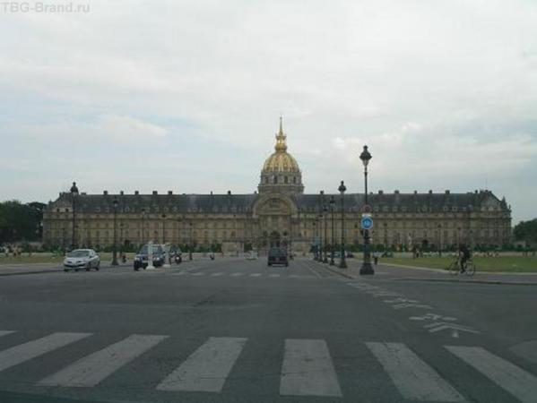 Кусочек Парижа