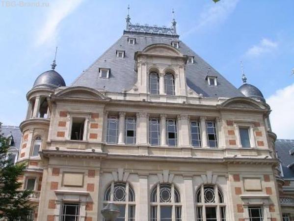 Брюссель, Гранд отель