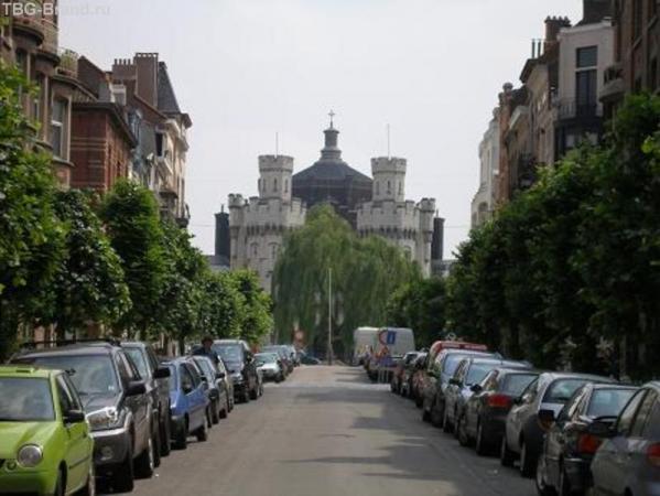 Брюссель, таинственный замок