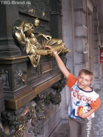 Брюссель, скульптура желаний