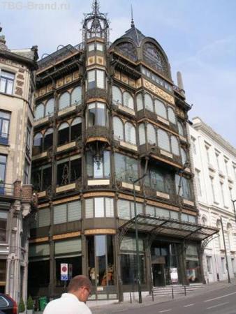 Брюссель, Дом музыки
