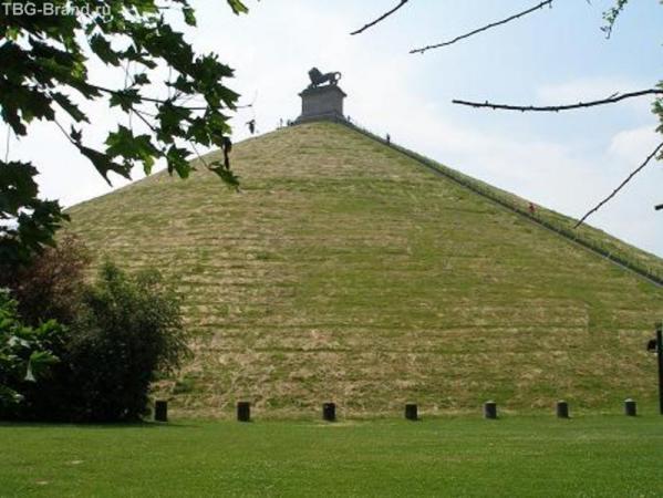 Холм в Ватерлоо