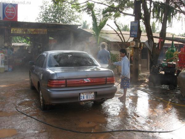 Камбоджийское такси
