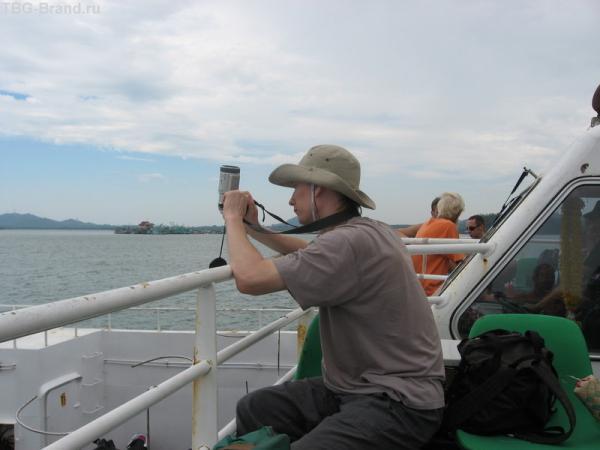 Снимать всегда, снимать везде, снимать на суше и в воде!