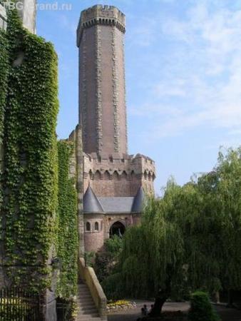 Страшная башня