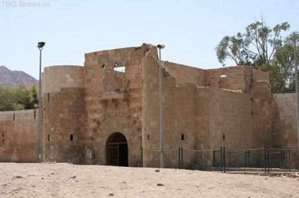 акабский замок