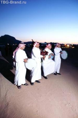 бедуинский вечер