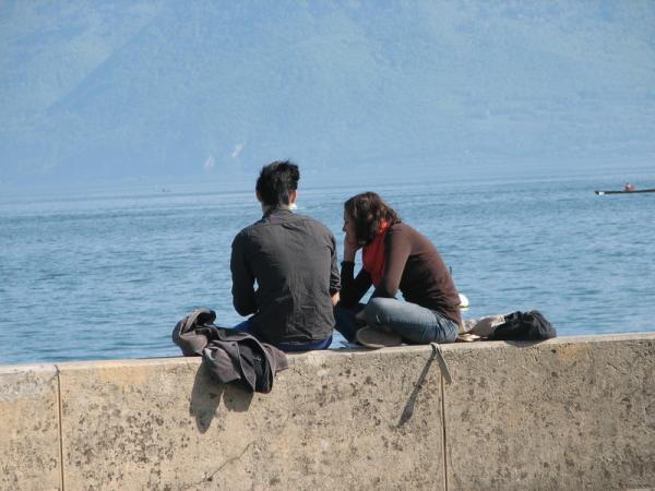 Разговор на берегу