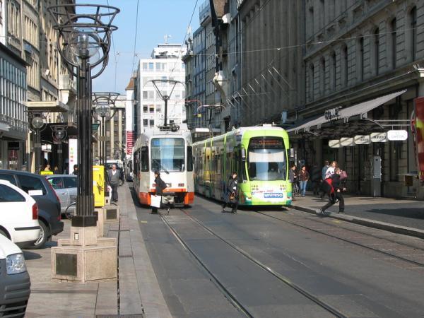 Трамвайная улица