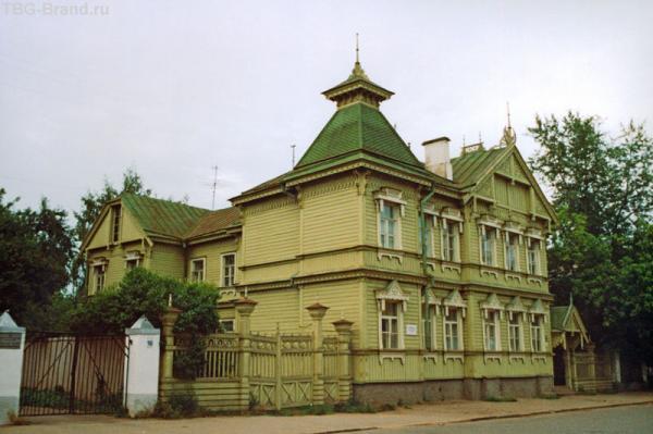 Дом художника Стожарова