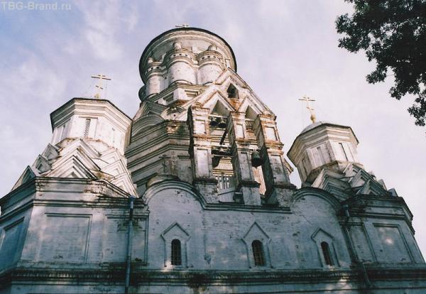 Церковь Усекновения головы Иоанна Предтечи