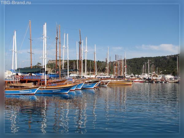 Кораблики в бухте