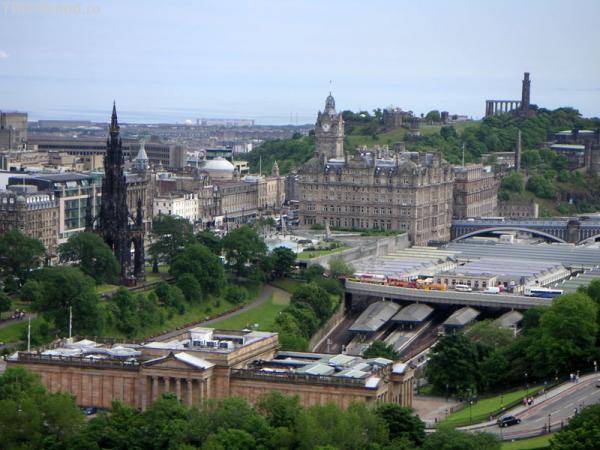 Город Эдинбург