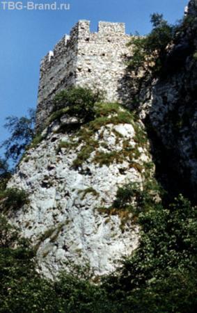 Крепость Девин