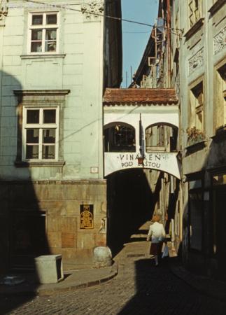 Улица в старой Праге