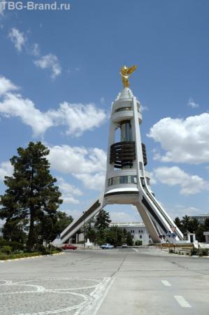 Туркменский космонавт