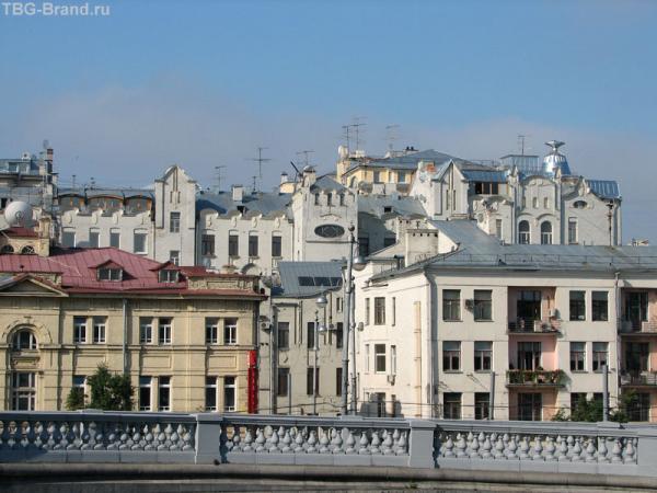 Архитектура Кропоткинской