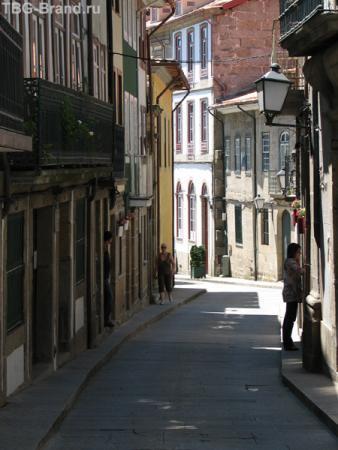 Улицы старого Гимарайнша #1