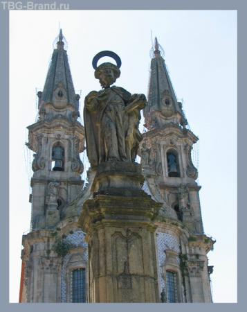Церковь Сантуш-Пасуш