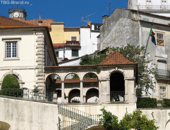 Алмедина - старая часть города