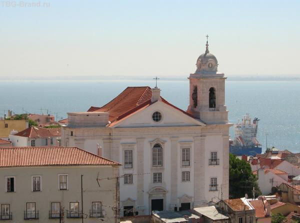 Лиссабон. Панорама №2
