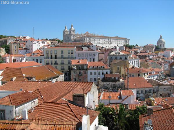 Лиссабон. Панорама №3
