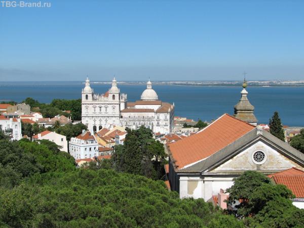 Лиссабон. Панорама №5