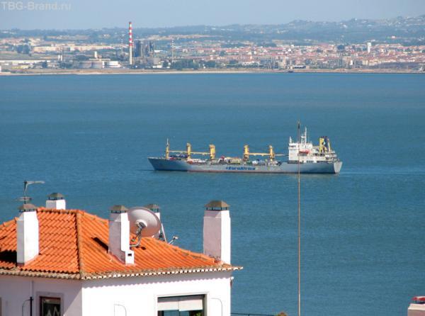Лиссабон. Панорама №6