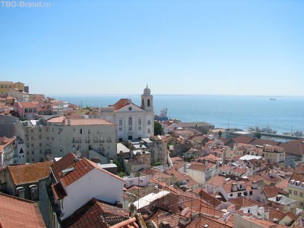 Лиссабон. Панорама №7