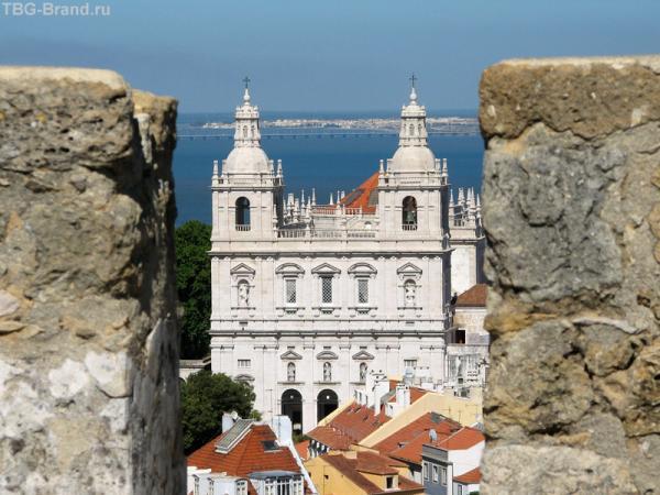 Лиссабон. Панорама №8