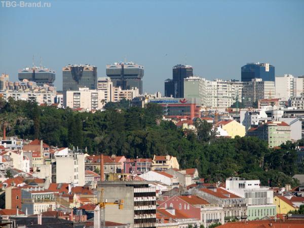 Лиссабон. Панорама №9