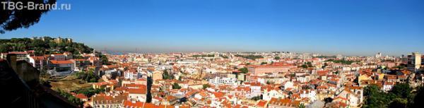 Лиссабон. Главная панорама