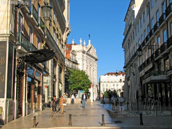 Улицы Лиссабона №1