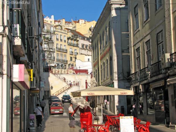 Улицы Лиссабона №2