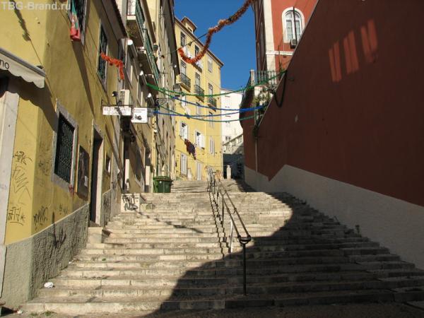 Улицы Лиссабона №3