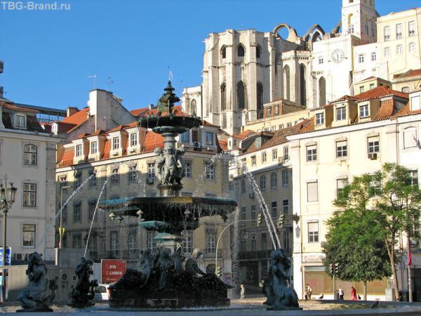 Улицы Лиссабона №4
