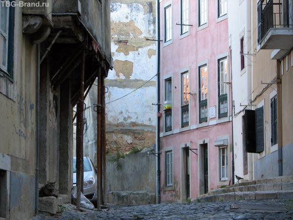 Улицы Лиссабона №9