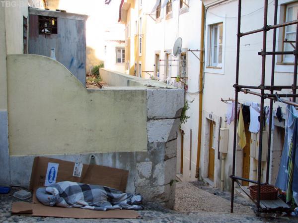 Улицы Лиссабона №10