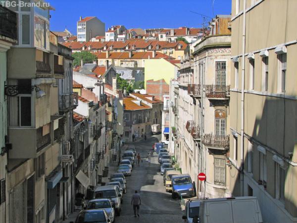 Улицы Лиссабона №13