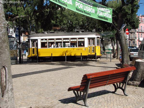 Улицы Лиссабона №14
