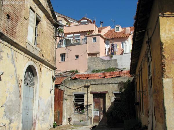 Улицы Лиссабона №15