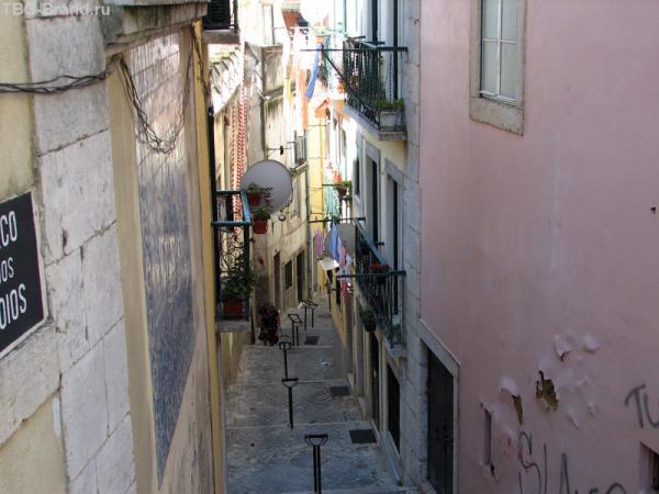 Улицы Лиссабона №17