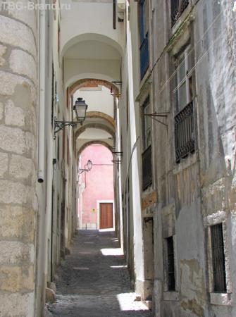 Улицы Лиссабона №19