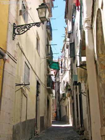 Улицы Лиссабона №20