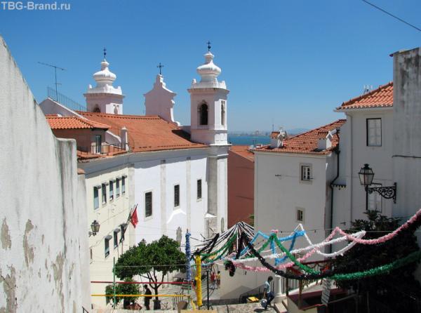 Улицы Лиссабона №23
