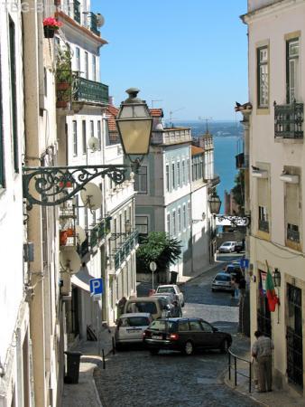 Улицы Лиссабона №25